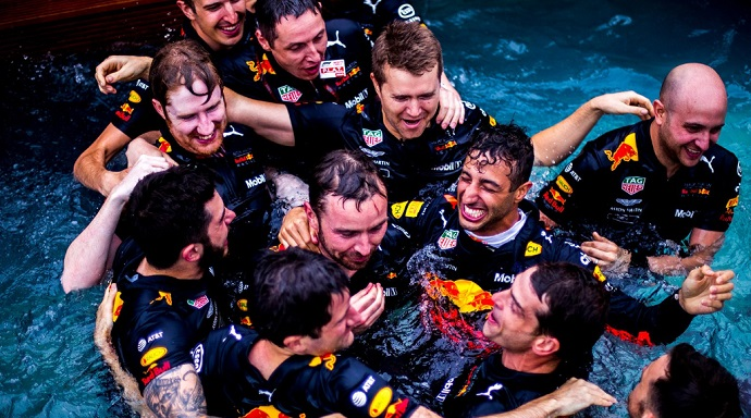 Ricciardo cree que aún no tiene opciones reales de pelear por el Mundial