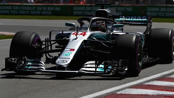 Sábado en Canadá-Mercedes: Vettel evita la pole de Bottas