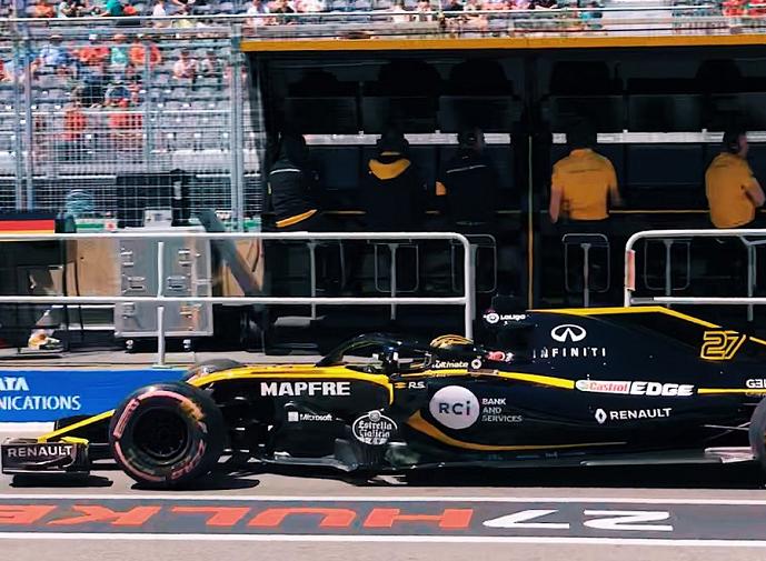 Sábado en Canadá - Renault: El rombo saca a lucir su solidez