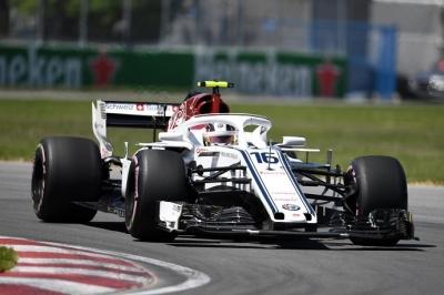 Sábado en Canadá - Sauber: de nuevo, Leclerc