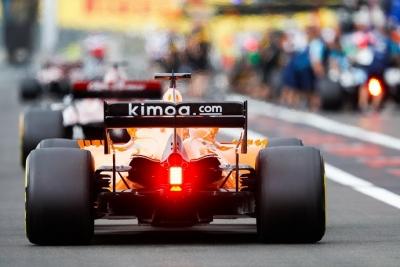 Sábado en Francia-McLaren: Salida desde muy atrás y decepción