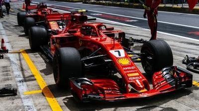 Viernes en Austria-Ferrari: Pilotos contentos, aunque sin ser 'top'