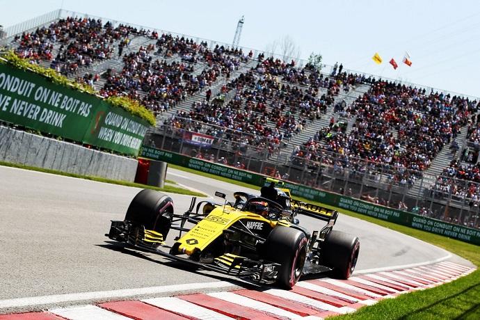 Viernes en Canadá - Renault: Pocas vueltas y Gran Premio cuesta arriba