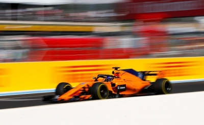 Viernes en Francia - McLaren regresa en su línea