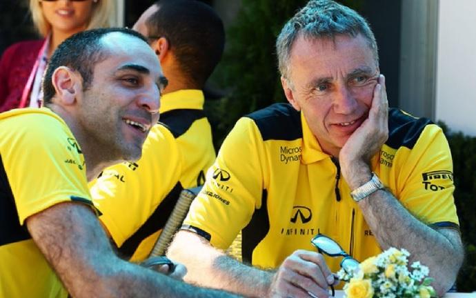 Bob Bell deja de ser el director técnico de Renault