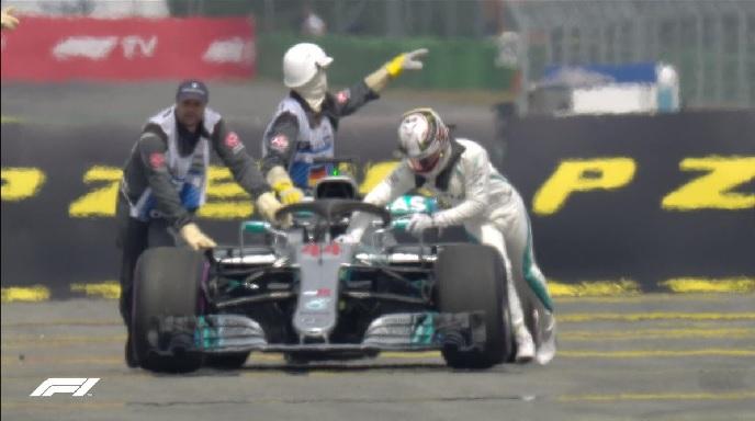 Clasificación GP de Alemania: Vettel logra la pole en casa con KO de Hamilton