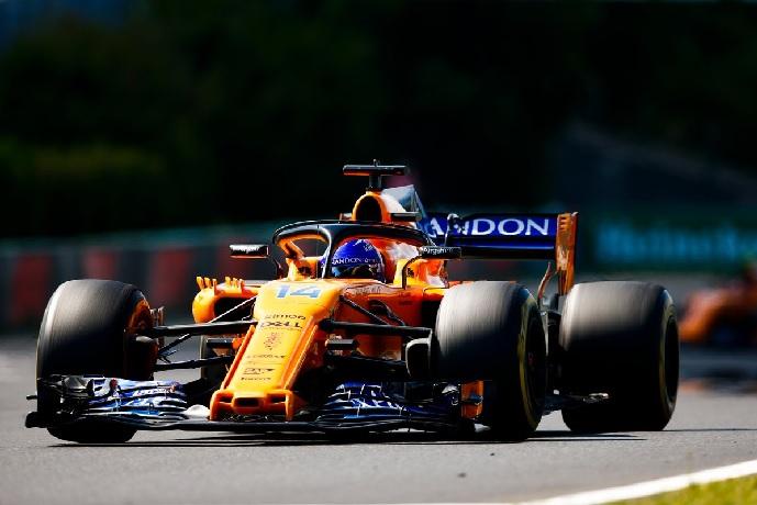 Domingo en Hungría-McLaren: La falta de fiabilidad priva de puntuar con ambos coches tras una estrategia impecable