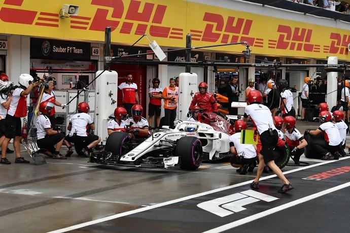 Domingo en Hungría-Sauber: Fin de semana para olvidar de los de Hinwil