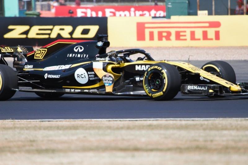 Previo GP de Alemania Renault objetivo continuar cuartos