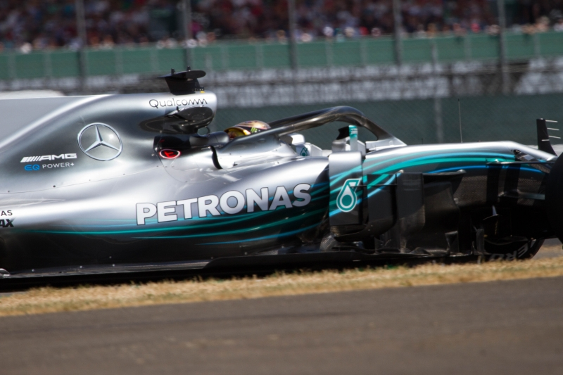 Sábado en Gran Bretaña- Mercedes: Hamilton la vuelta perfecta