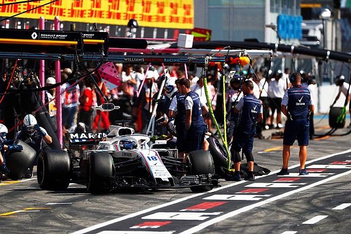 Viernes en Alemania-Williams: Pocos visos de mejora en el horizonte