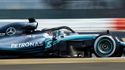 Viernes en-Gran Bretaña Mercedes dispuesto a luchar con Ferrari
