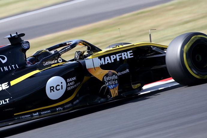 Viernes en Gran Bretaña-Renault: Confiados en tener más ritmo