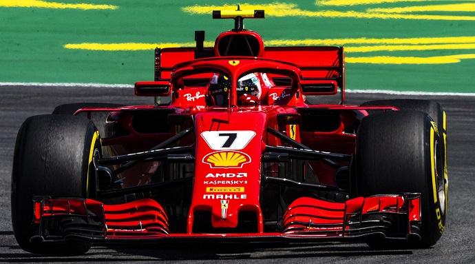 "Domingo en Alemania-Ferrari: Vettel decepcionado: ""He tirado la victoria"""