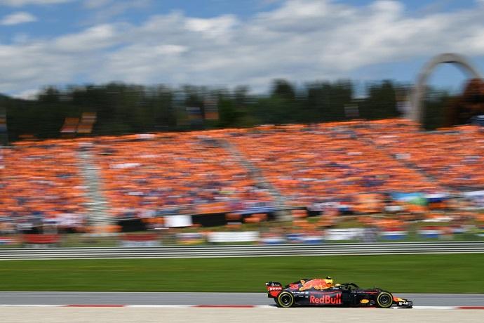 Domingo en Austria - Red Bull: El Ring baila a ritmo de Max