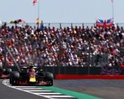Domingo en Gran Bretaña - Red Bull: Ricciardo (5º) hace todo lo posible