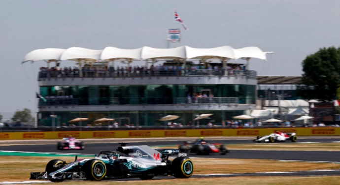 GP G.Bretaña 2018-FP3: Hamilton huele a pole con Alonso y Sainz en media tabla
