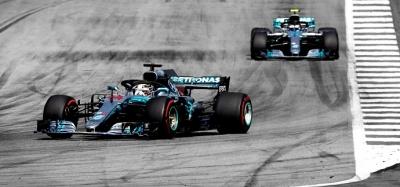 Previo GP Gran Bretaña 2018 - Mercedes: beber para olvidar