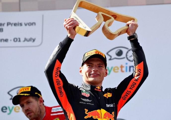 Según Jos Verstappen no se debería cuestionar más el estilo de Max