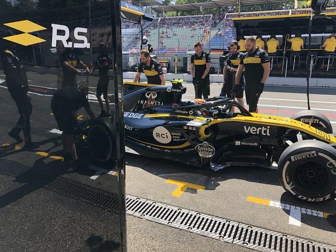 Viernes en Alemania - Renault: Avances positivos en el país vecino