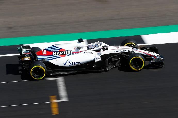 Viernes en Gran Bretaña - Williams: jornada complicada de pruebas