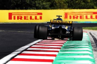 Viernes en Hungría - Renault: el mejor del resto como objetivo