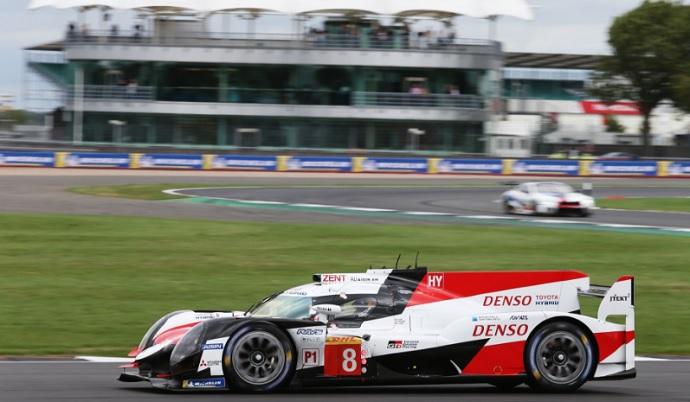 6 Horas de Silverstone: Alonso, Buemi y Nakajima vencen con mucho esfuerzo