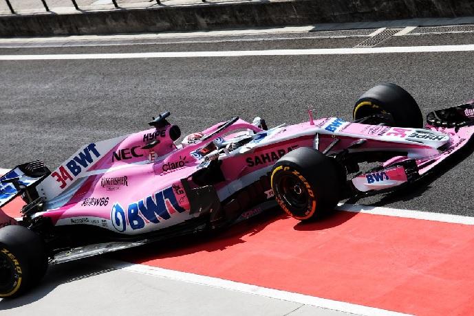 Después de su rescate Force India espera mejoras