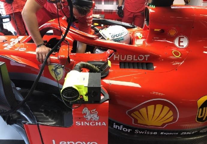 GP de Italia.-Entrenamientos Libres 2: Ferrari asusta pero Ericsson deja helado a todo el mundo