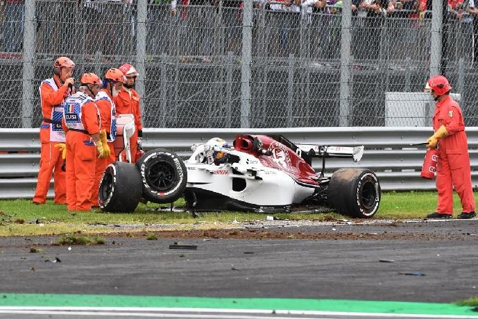GP de Itallia- Entrenamientos Libres 2: Ferrari asusta pero Ericssond deja helado a todo el mundo