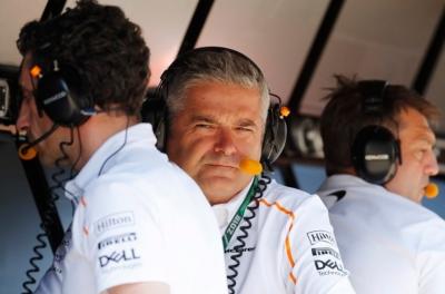"""Gil de Ferran: """"McLaren solo se fija en aquellos que puedan ser campeón del mundo"""""""