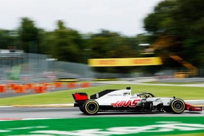 Viernes en Italia – Haas preparado para mañana
