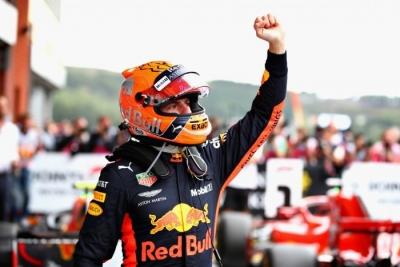 """Max Verstappen: """"En 2020 deberíamos estar a plena potencia"""""""