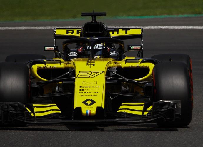 Previo GP Italia-Renault: complicado circuito para la escudería