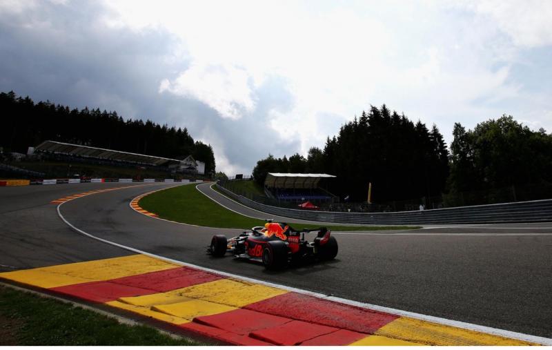 Viernes en Bélgica – Jornada de ajustes en Red Bull