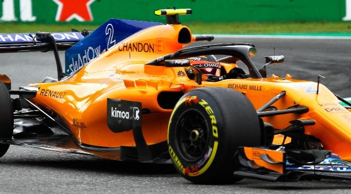 Viernes en Italia-McLaren: Estancados abajo del todo
