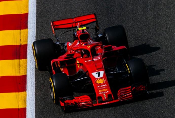 GP Bélgica 2018-Viernes: Räikkönen acecha, Norris debuta y Racing Point se estrena
