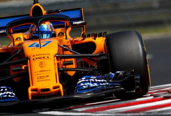 Previo Mclaren-Spa: Norris ocupará el lugar de Alonso en FP1