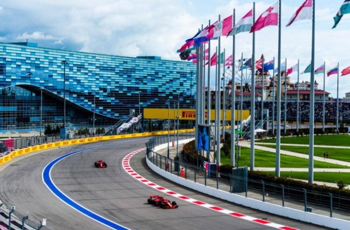"""Sábado en Rusia – Ferrari. Vettel: """"Quiero hacerlo todo a la perfección mañana"""""""