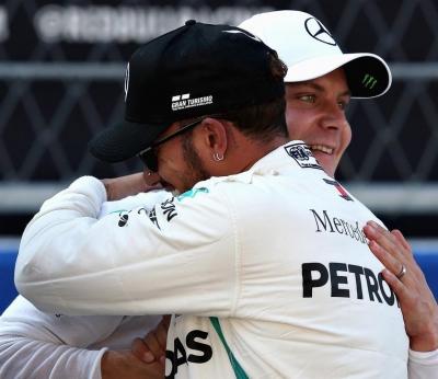 Sábado en Rusia - Mercedes: Golpe de autoridad de Bottas