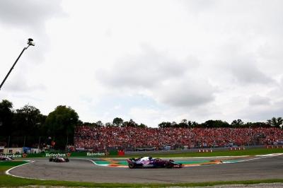 Domingo en Italia-Toro Rosso: Carrera discreta tras un buen sábado