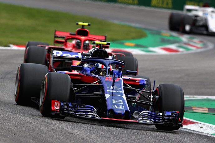 Gasly y Hartley reflejan en Monza sus trayectorias durante el año