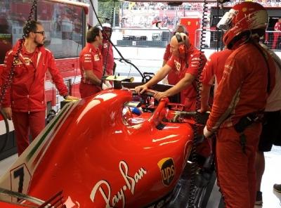 La FIA prohíbe las bolsas de hielo de Ferrari