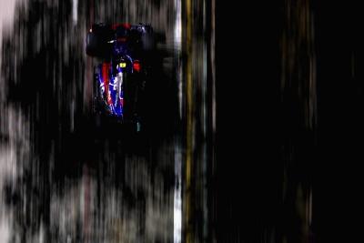 Viernes en Singapur – Toro Rosso no se encuentra