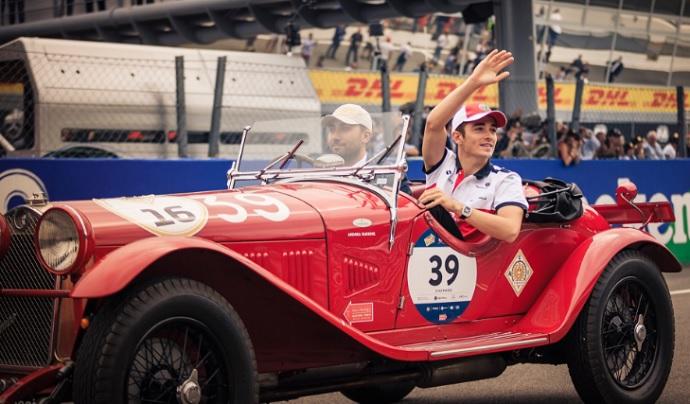 A Mika Salo no le sorprendería que Leclerc superase a Vettel