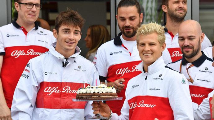 domingo en italia alfa romeo sauber f1 un fin de semana dificil