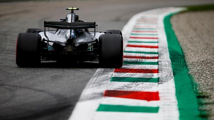 Domingo en Italia - Mercedes: Estratosférico Hamilton y gran Bottas