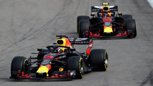 Domingo en Rusia - Red Bull: Verstappen piloto del día