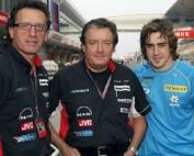 "Minardi: ""Me averguënza que Alonso tenga que emigrar de la F1"""