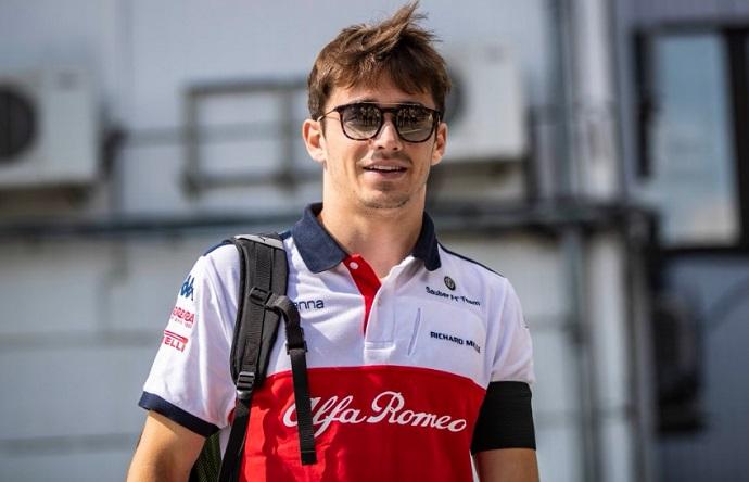 OFICIAL: Leclerc acompañará a Vettel en Ferrari para 2019